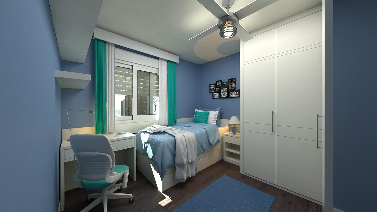 Avec quelle couleur peindre la chambre d'un bébé ?